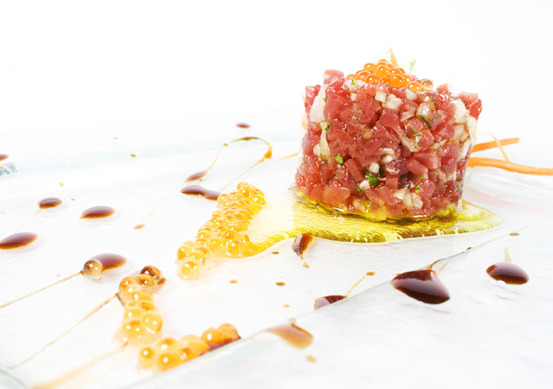 Tuna tartare Ventorrillo El Chato